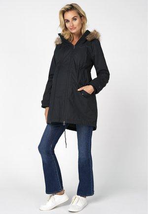 MALIN - Winter coat - black