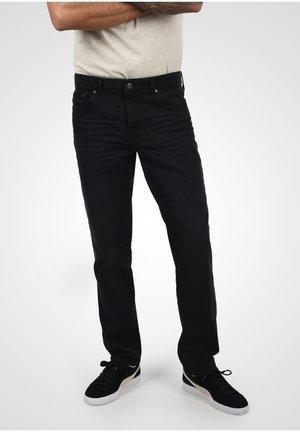 Slim fit jeans - black dnm
