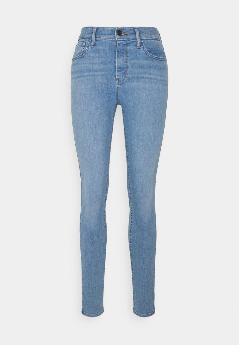 Levi's® - 720 HIRISE SUPER SKINNY - Jeans Skinny - eclipse center