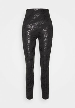 TRAIN - Leggings - black