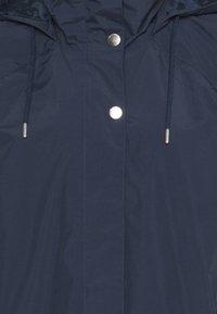 Helly Hansen - VALENTIA RAINCOAT - Hardshell jacket - navy - 5