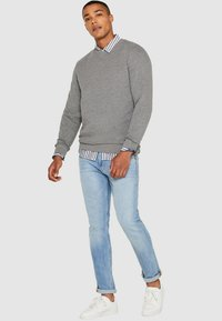 edc by Esprit - Sweatshirt - medium grey - 1