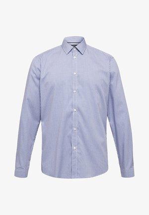 MIT MECHANISCHEM - Zakelijk overhemd - blue