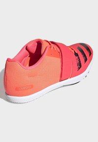 adidas Performance - JUMPSTAR SPIKES - Spikes - pink - 4