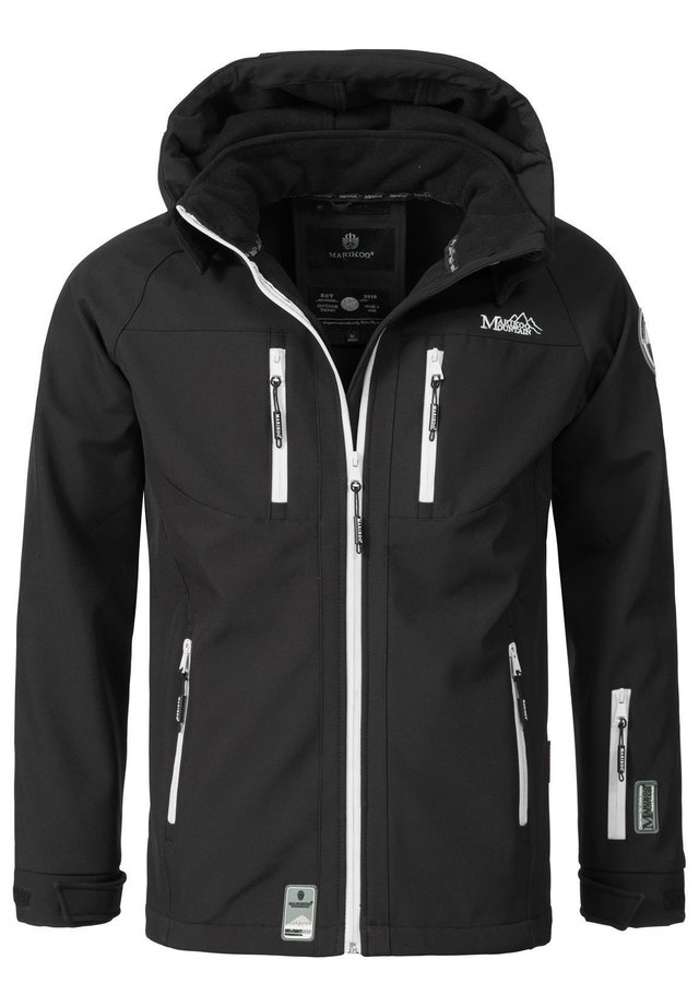 NOAA - Outdoor jacket - schwarz