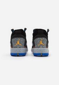 Jordan - AIR XXXIV - Trainers - black/orange - 2