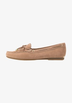 SUTTON  - Mocassins - dark camel