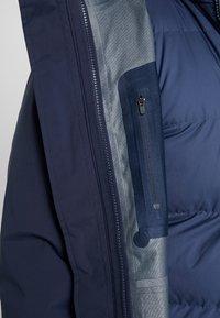 Patagonia - FROZEN RANGE 2-IN-1 - Down jacket - neo navy - 8