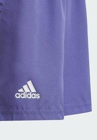 adidas Performance - CLUB TENNIS SHORTS - Sports shorts - purple - 2