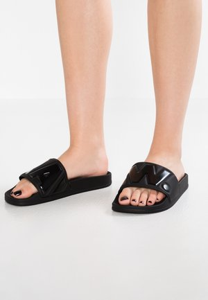 CART SLIDE  - Mules - black