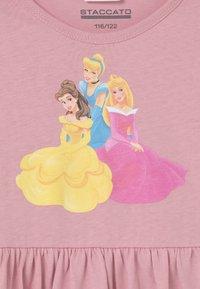 Staccato - DISNEY PRINCESSES 2 PACK - Jersey dress - mint/light pink - 3