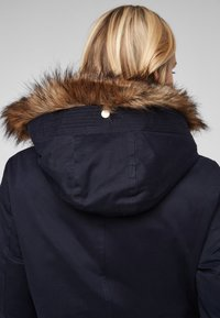s.Oliver - MIT DOPPELKAPUZE - Winter coat - navy - 4