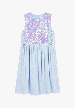 SEQUIN - Day dress - blue