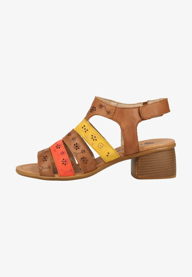 Sandalen - brown