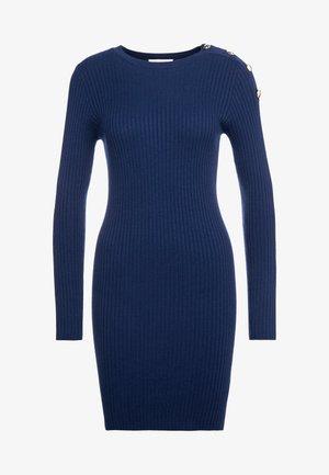 ABITO DRESS - Shift dress - navy