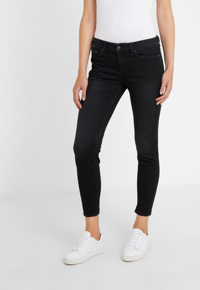 NEED - Skinny džíny - black wahed