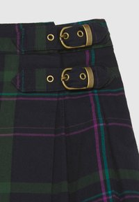 Polo Ralph Lauren - PLAID KILT BOTTOMS SKIRT - Pleated skirt - navy - 2