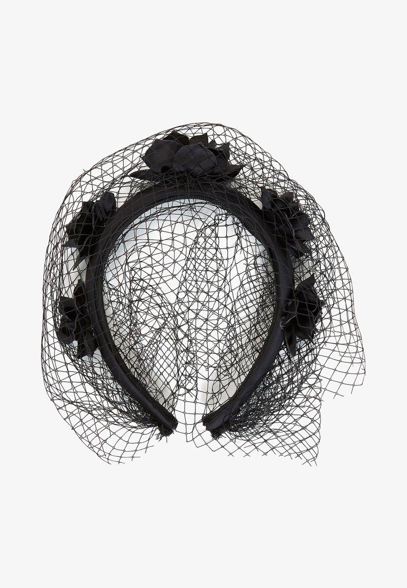 Uterqüe - MÜTZE - Hair styling accessory - black