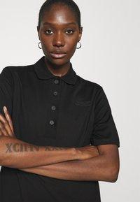 Lacoste LIVE - Jersey dress - black - 3