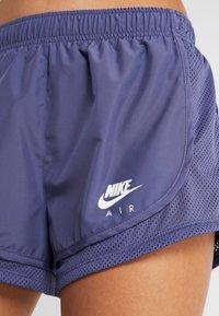 Nike Performance - TEMPO SHORT AIR - Sports shorts - sanded purple/white - 4