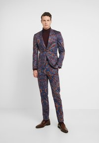 Topman - PRINTED SUIT - Sako - multi - 1