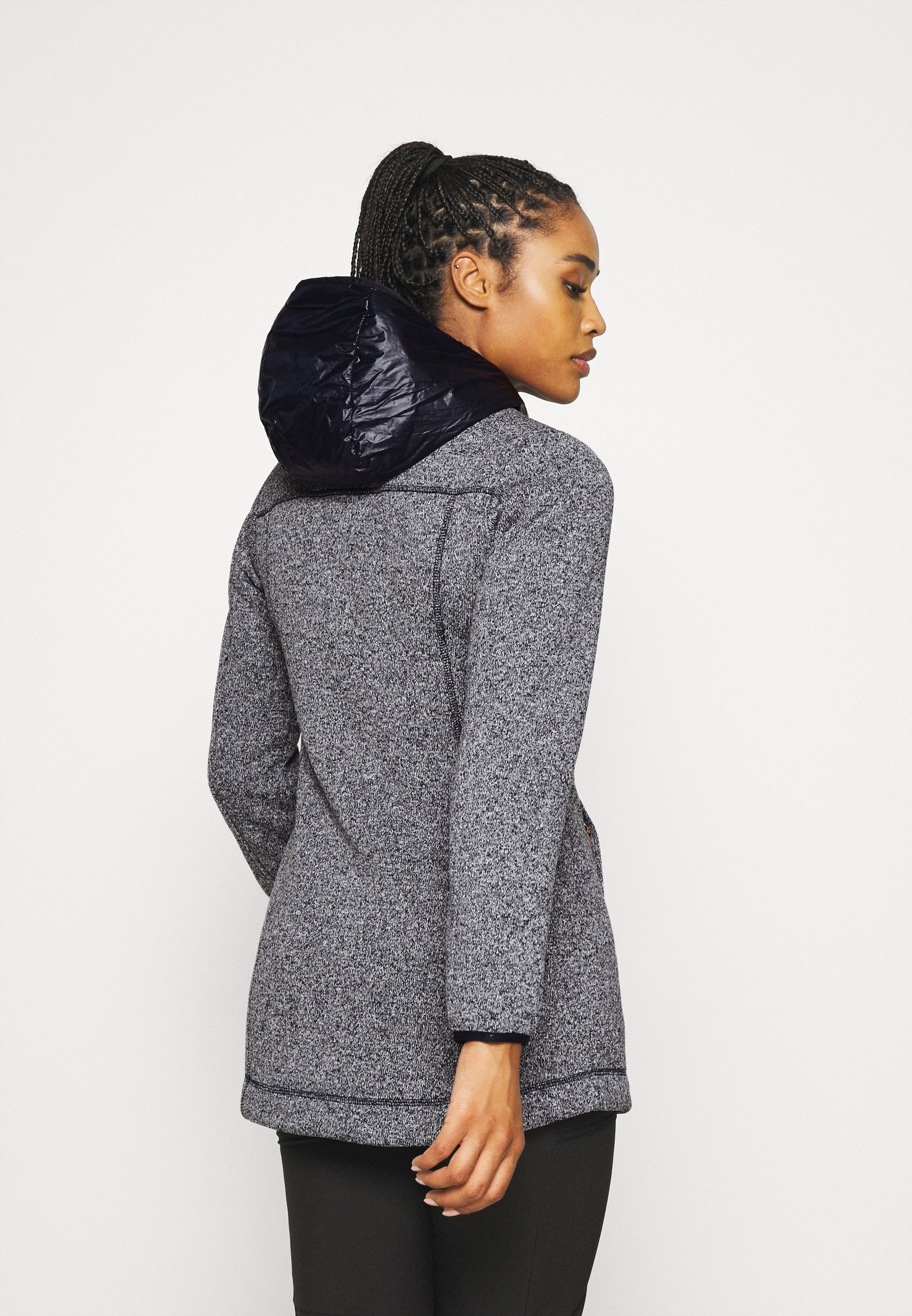 Icepeak ARENDSEE - Fleece jacket - dark blue 1hIY7