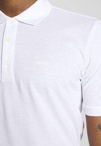 HUGO - DONOS - Polo shirt - white - 5