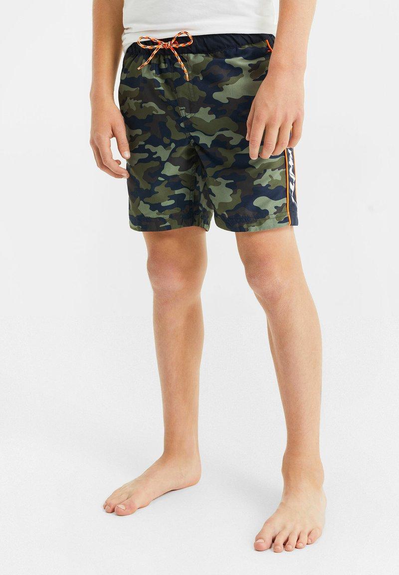 WE Fashion - Shorts - army green