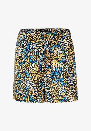 Shorts - yellow colorful dots