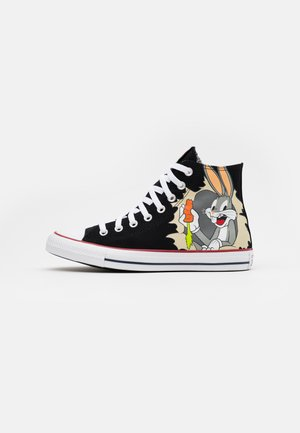 CHUCK TAYLOR ALL STAR BUGS BUNNY - High-top trainers - black/multicolor