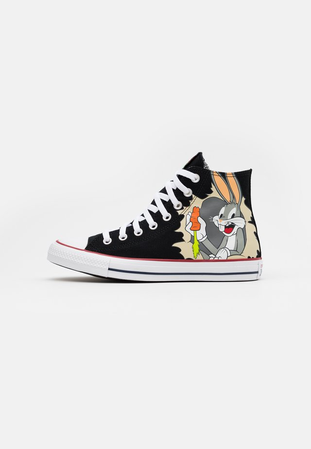 CHUCK TAYLOR ALL STAR BUGS BUNNY - Baskets montantes - black/multicolor