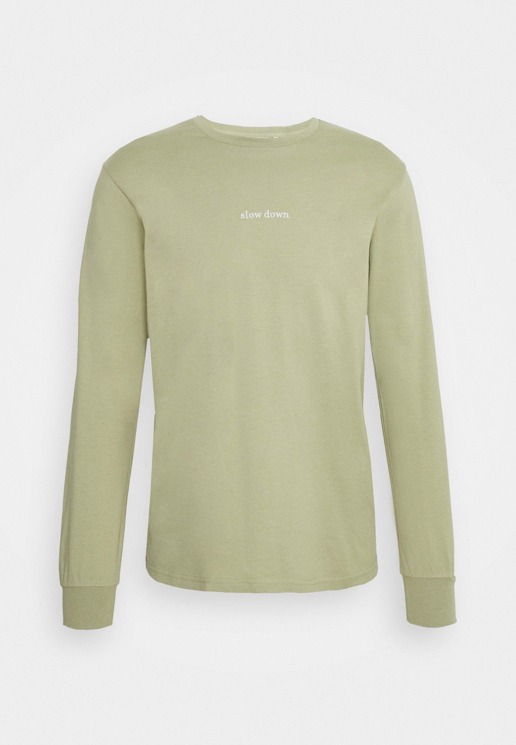 Men DOWN LONGSLEEVE - Long sleeved top