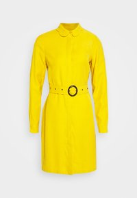 Another-Label - PERI DRESS - Robe chemise - lemon curry - 3