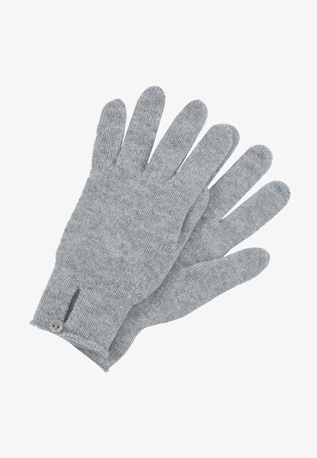 Gloves - light grey