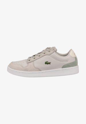 Baskets basses - light grey/light green
