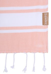Espadrij l´originale - BEACHPLAID  - Accessorio da spiaggia - coral - 2