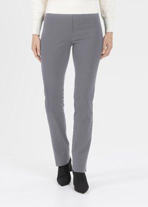 Trousers - silberfarben