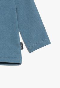 Noppies - TEE REGULAR BURBANK BABY - Långärmad tröja - bluestone - 3