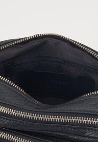 Topshop - CAMERA CROSSBODY BAG - Torba na ramię - black - 3