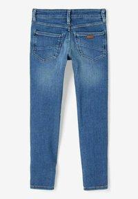 Name it - Straight leg jeans - medium blue denim - 1