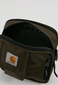 Carhartt WIP - ESSENTIALS BAG SMALL UNISEX - Olkalaukku - cypress - 4