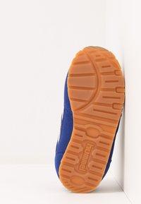 Hummel - REFLEX - Sneakersy niskie - mazarine blue - 5