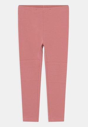 MINI BIKER TURBO - Leggings - Trousers - dusty pink