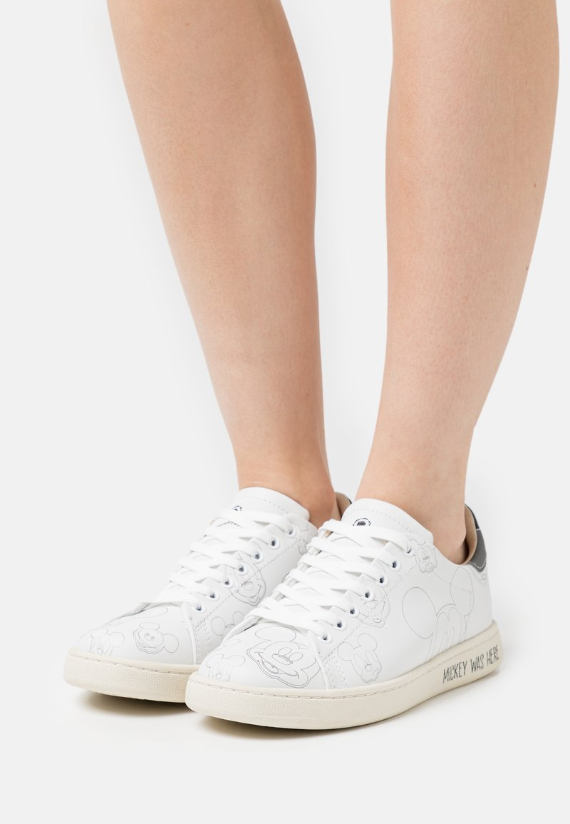 MOA - Master of Arts - GALLERY - Trainers - white