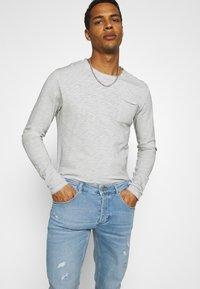 Gabba - ALEX - Jeans slim fit - blue denim - 3