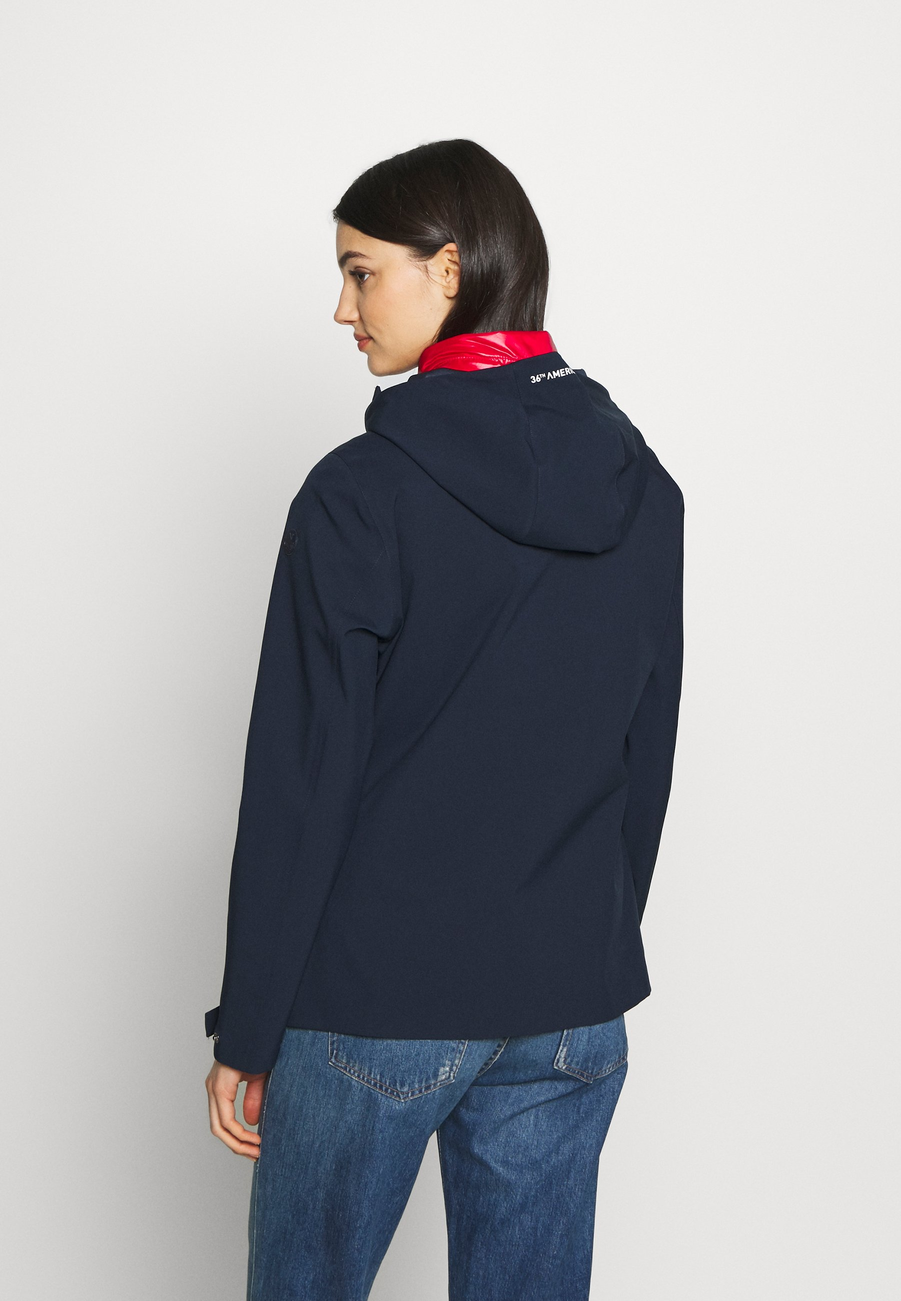 North Sails COWES FULL ZIP  - Treningsjakke - navy blue