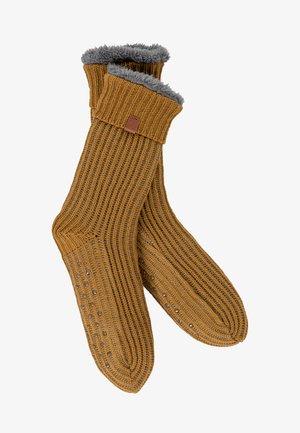 Sokken - camel