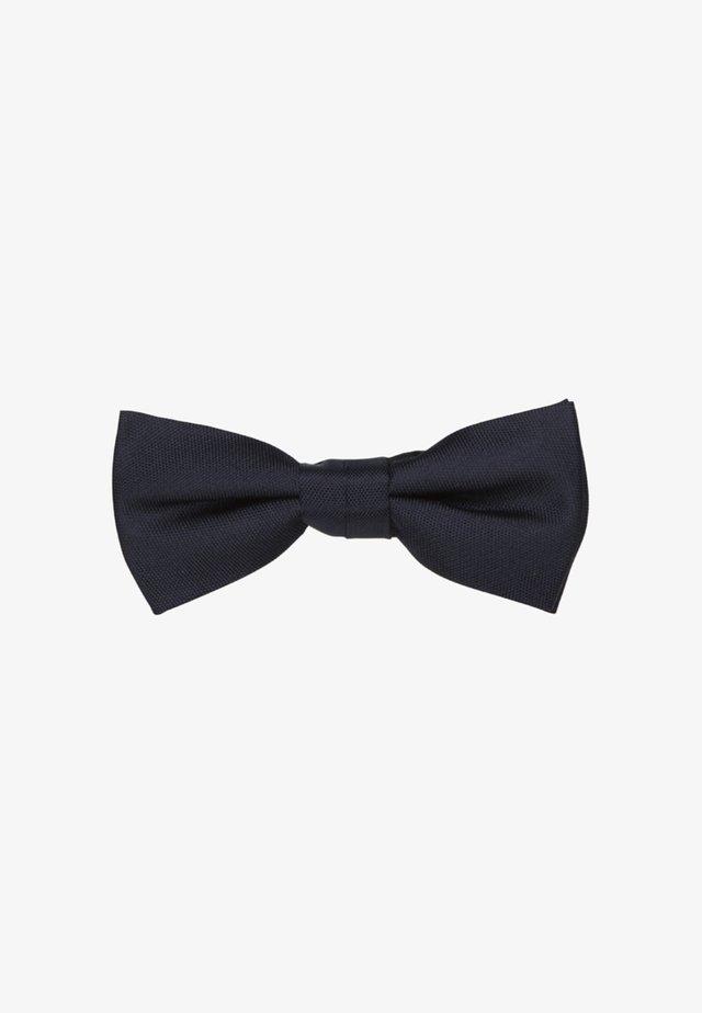 BOW TIE - Bow tie - blue