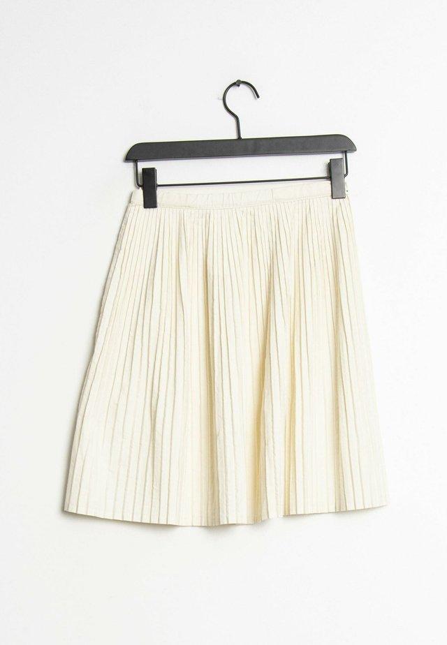 A-lijn rok - beige