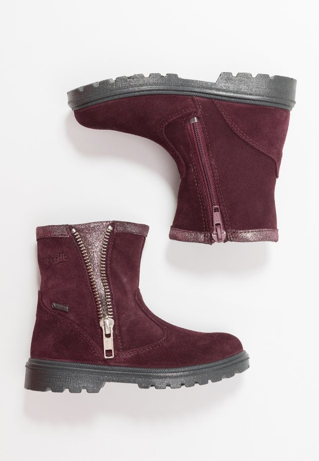 SPIRIT - Classic ankle boots - rot